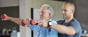 Elderly Rehabilitation Therapy